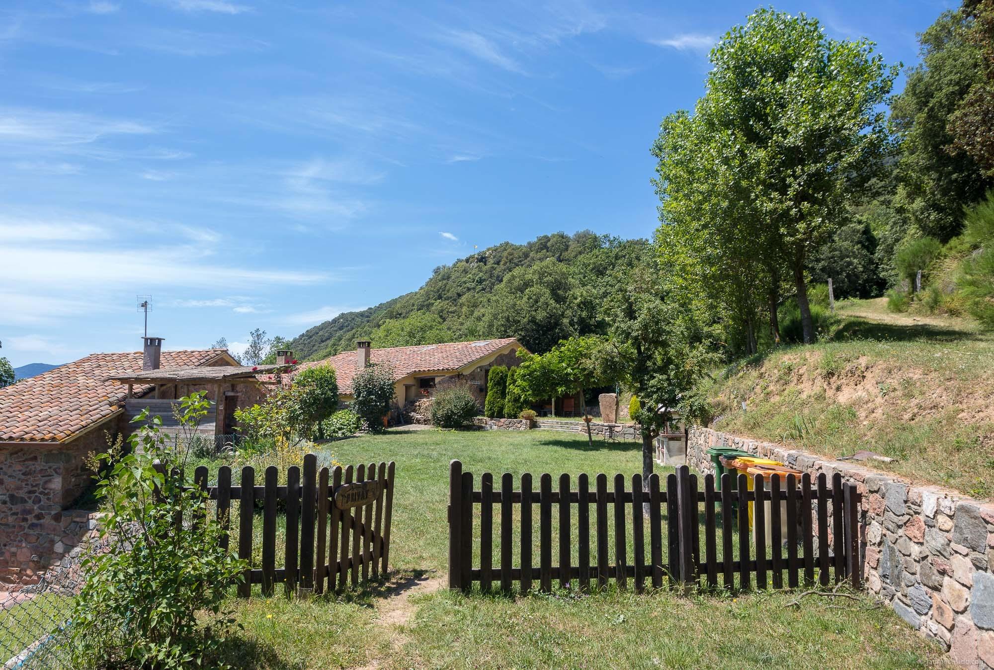 Cases rurals al Montseny