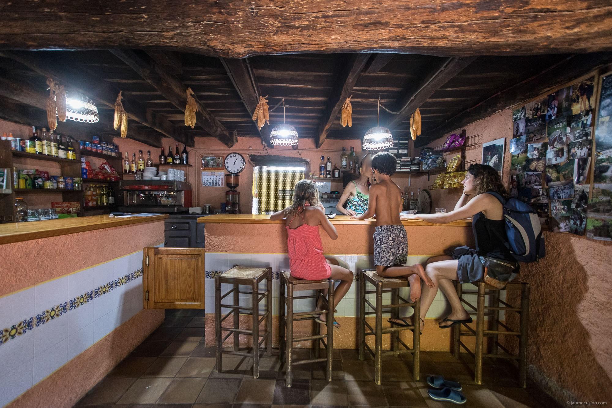 Bar càmping Les Illes