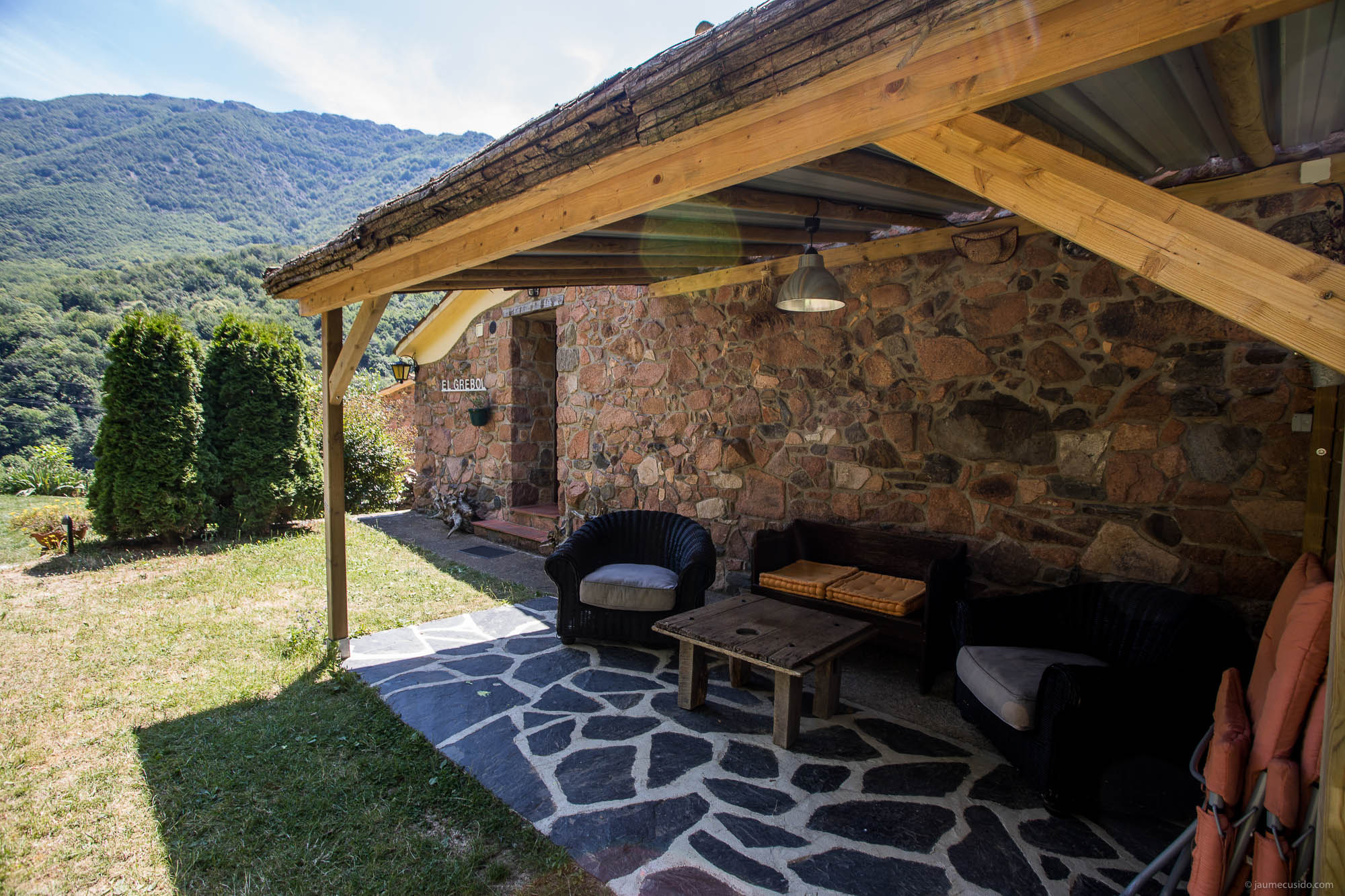Chill out camping MOntseny
